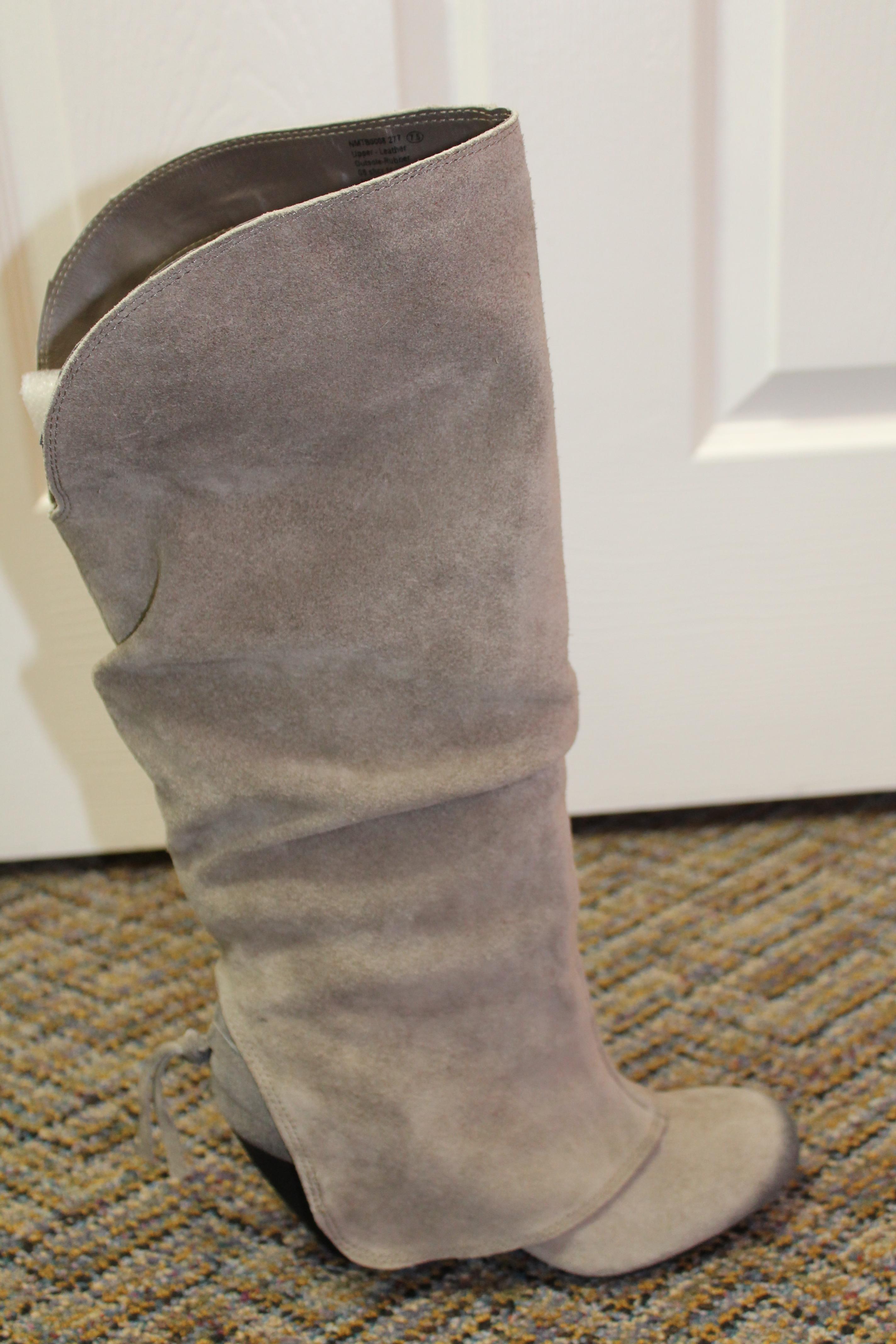 Naughty Monkey Femme Fatale Boot - Posh Boutique 458032417076